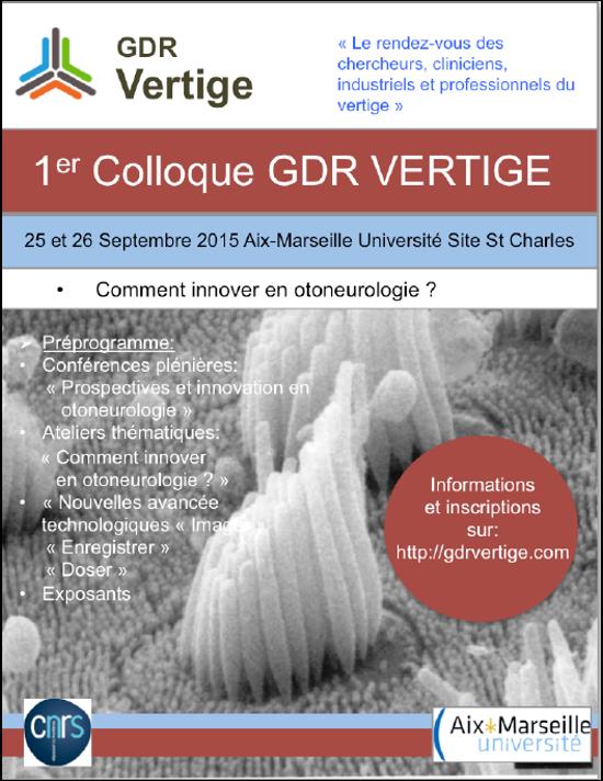 Colloque 2015